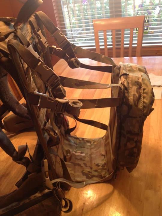 FHF Gera Load Sling Pack 1