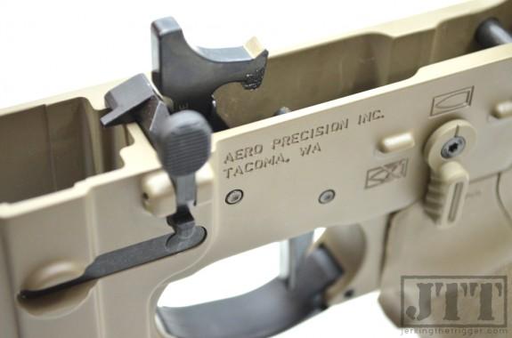 Geissele SDC Installed Hammer