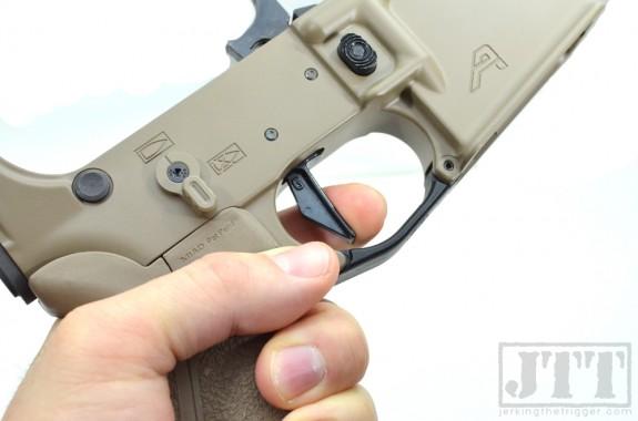 Geissele SDC Trigger Finger