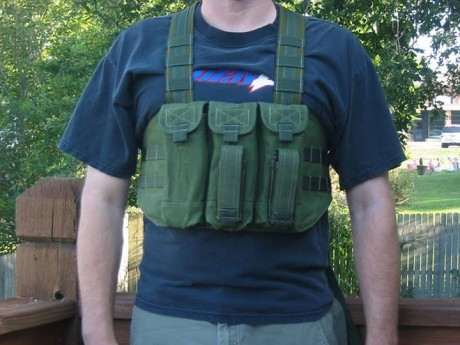 Chicom chest rig modernization