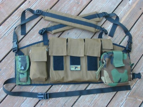 Kennedy Nylon Designs Modernized SADF