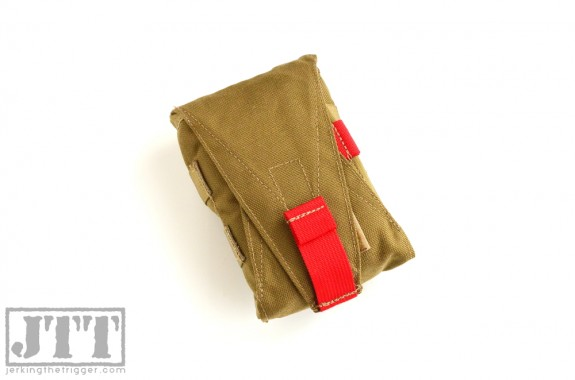 OSOE Compact Tear Off Med Pouch Unmounted