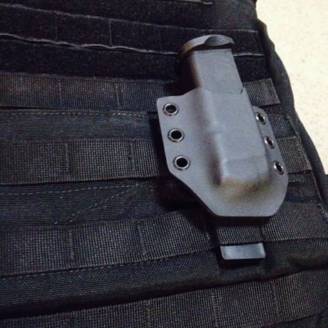 Paper Street Holster Co Integrated MOLLE Mag Carrier