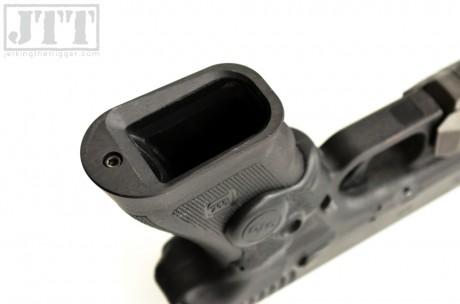 Sentinel Design Glock Magazine Well Opening
