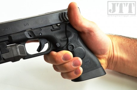 Sentinel Design Glock Magazine Well in Hand