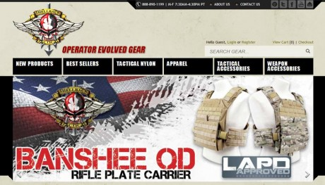 Shellback Tactical New Site