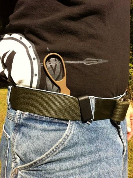 Skallywag Tactical Dagger IWB