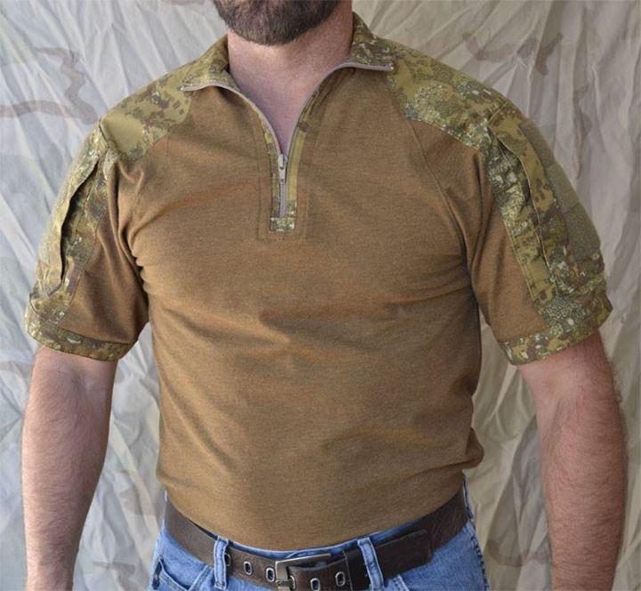 Specopshop Short Sleeve Combat Shirt Jerking The Trigger