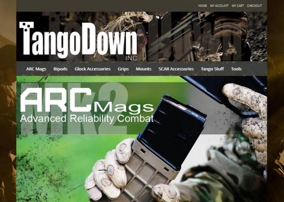 TangoDown New Site