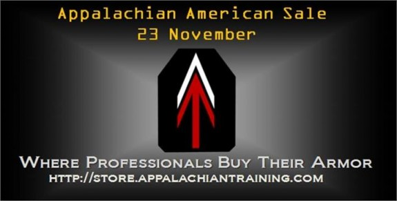 Appalachian Training Sale