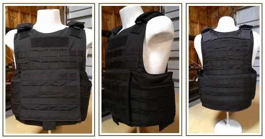 BCS Discounted Armor Package