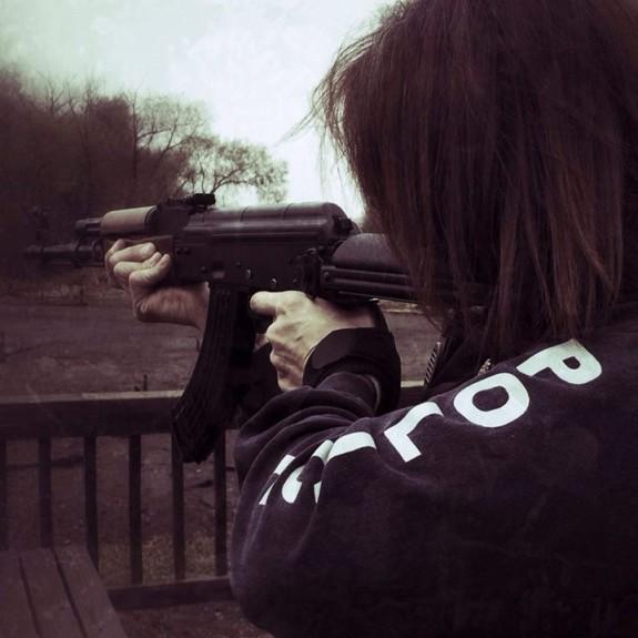 Echo93 UFCR Shooting