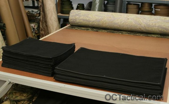 OC Tactical Black Patch Panels
