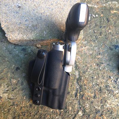 PHLster City Special Revolver Inserted