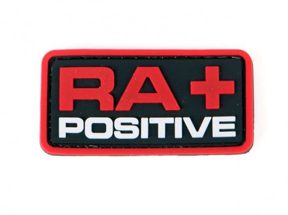 RA Positive Patch