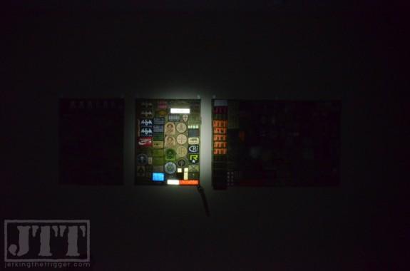 ROSCH Works SL1 X300 Beam Shot