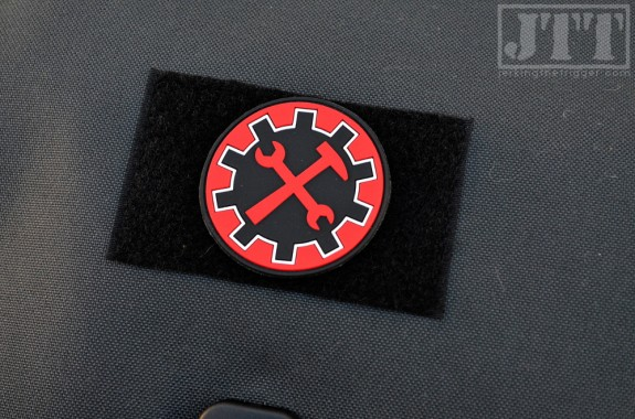Sneaky Bags SUB Logo Patch