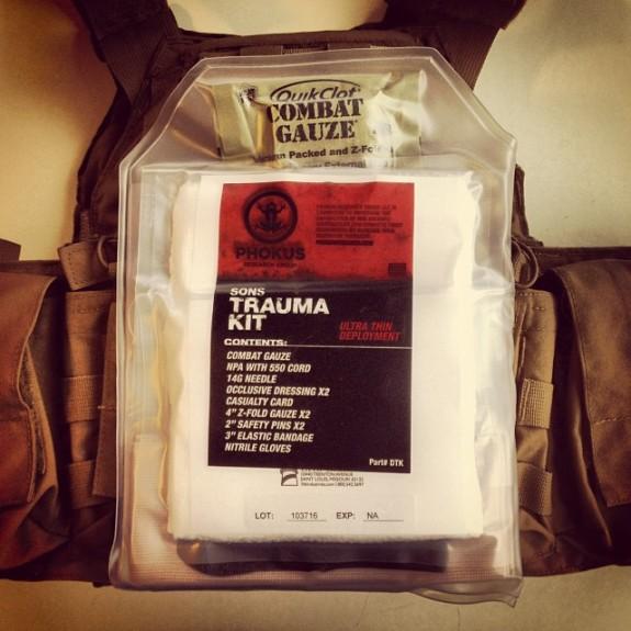 Sons Trauma Kit JTT Instagram