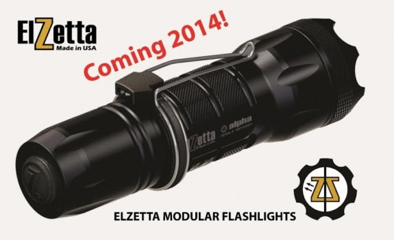 Elzetta 1 cell modular