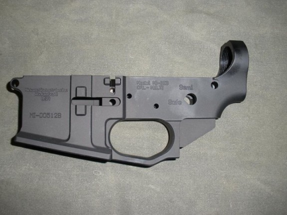MI Billet Lower 1