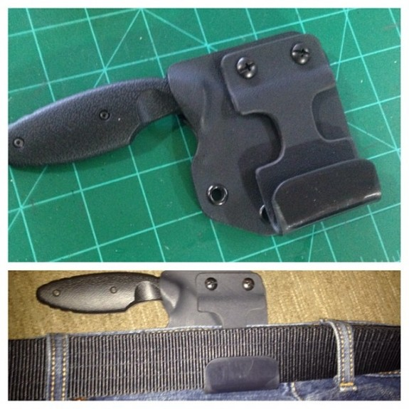 Paper Street Holster Co TDI Sheath
