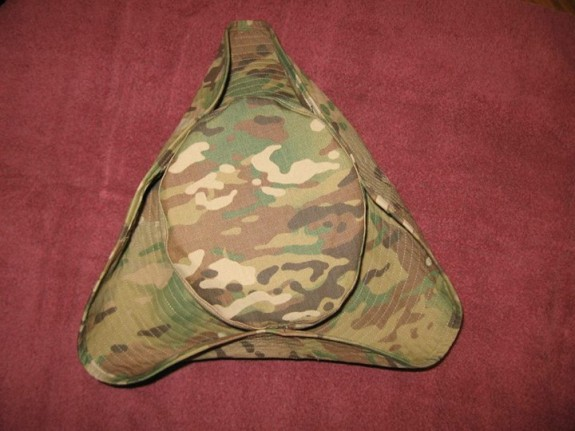 Slangvel Tri Corner Patriot Multicam