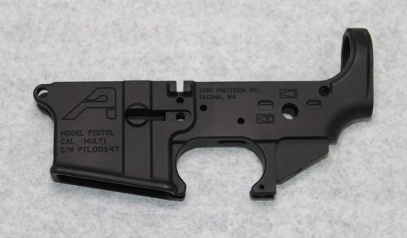 Aero Precision Pistol Marked