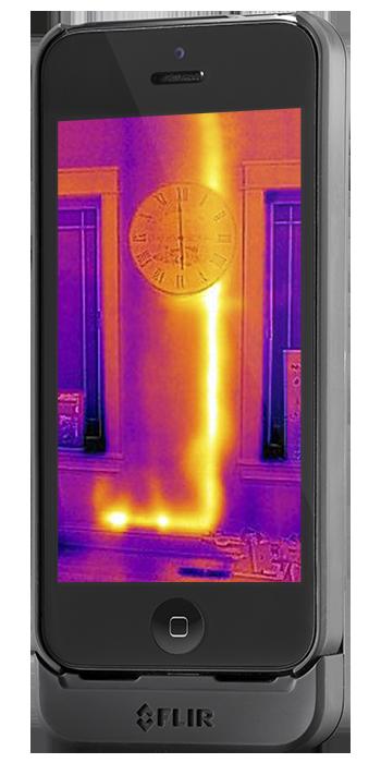 FLIR-hand-thermal-imaging-phone