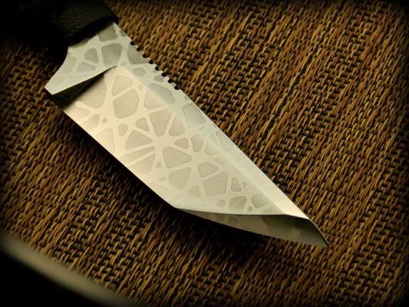 Joe Watson HiTS Knife Blade