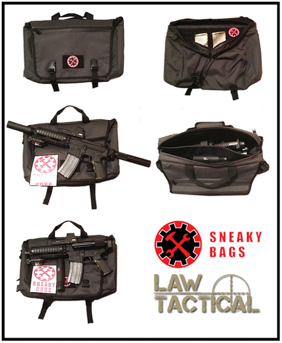 Sneaky Bags Law Tactical Preview