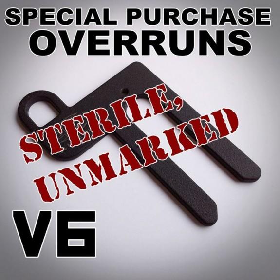 Echo Nine Three V6 overrun