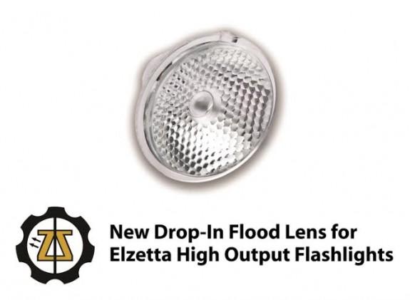 Elzetta Drop in flood lens