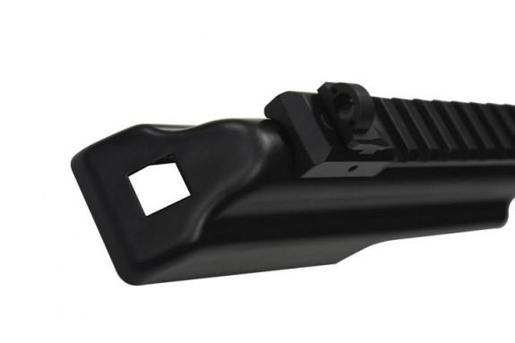 Parabellum Armament Co AKARS-Gen3 with Rear Sight