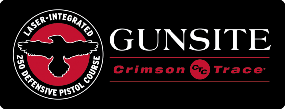 crimson trace gunsite logos