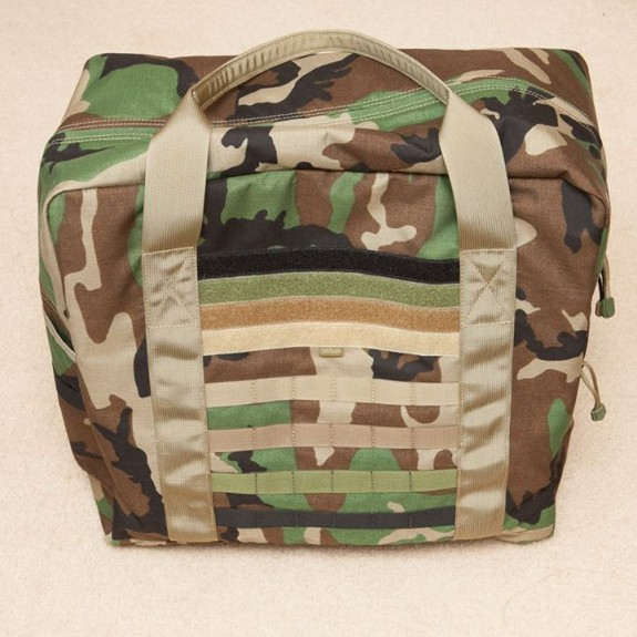 JAVRAN Kit Bag Front
