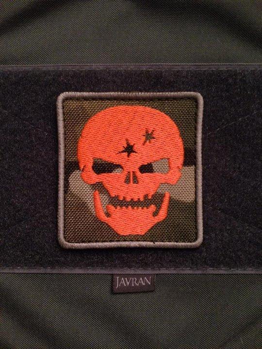 JAVRAN head shot patch