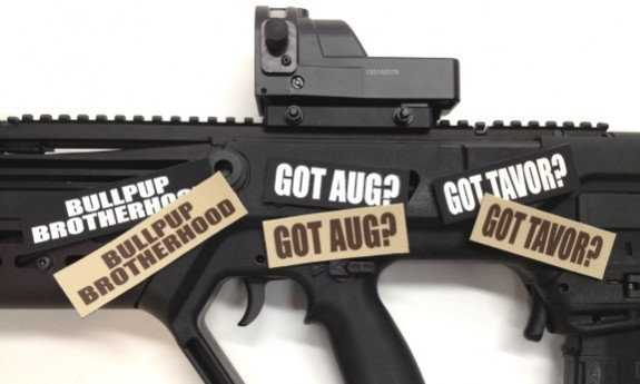 bullpup patches