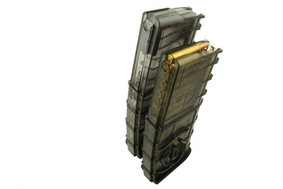 ETS Group AR-15 Magazine Coupled
