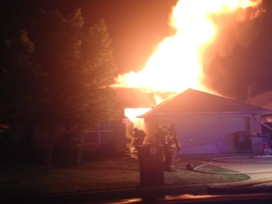 devito house fire