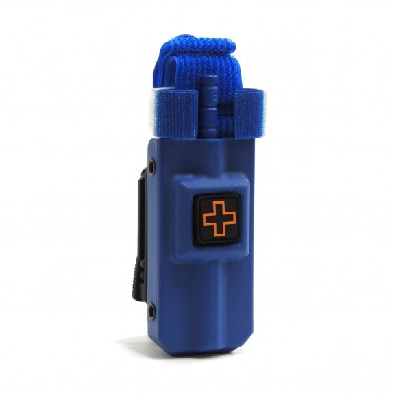 eleven 10 tq case blue