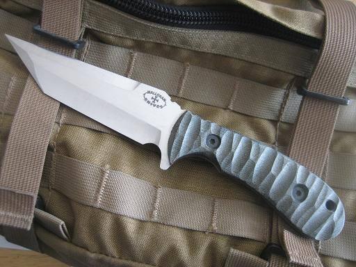 halloran knives STX-VE
