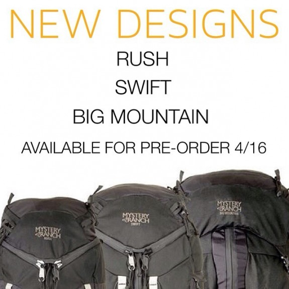 mystery ranch new packs