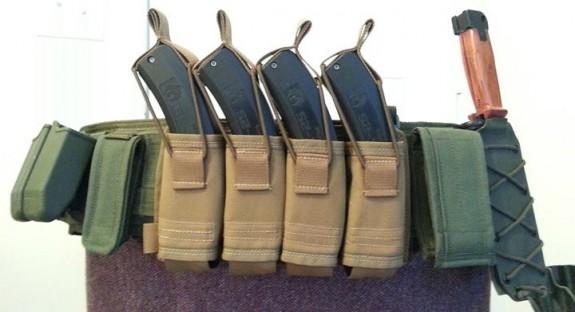 triple stitch tactical 10-22 pouch