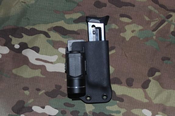 RETA Kydex Pistol Light Carrier