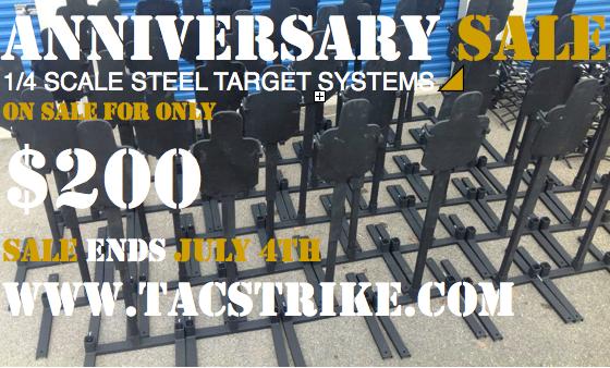 TacStrike Anniversary