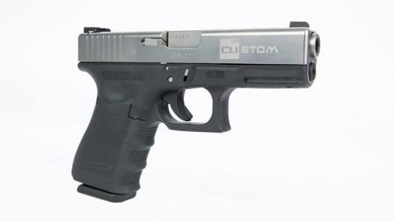 copper custom glock