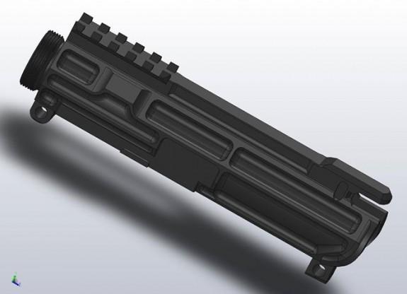 Battle Arms Development OIP Upper Reciver 1