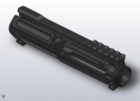 Battle Arms Development OIP Upper Reciver 2