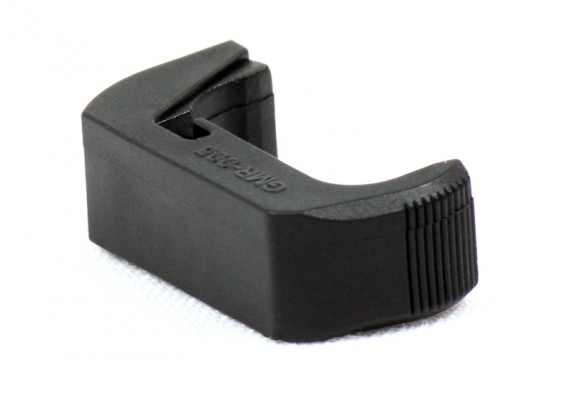 Glock 42 vickers tactical mag release