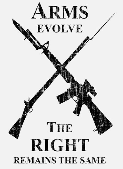 Modern Musket The Right Remains the Same